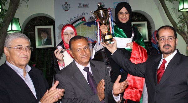 UAE female chess champion vows to keep winning medals