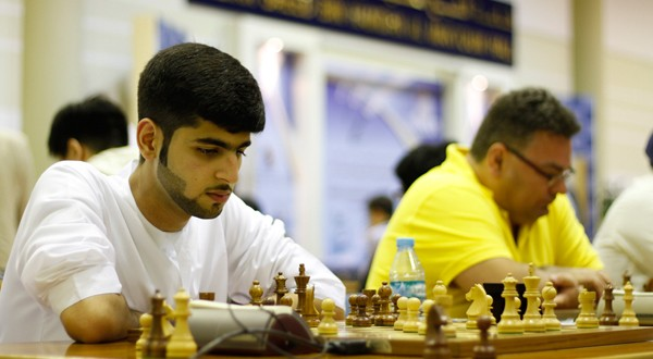 Sultan bags second gold in Under-18 chess championship
