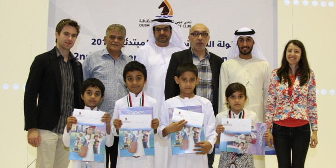 Atharv Pramod, Aaditya Hari Krishnan record perfect slates to win their respective divisions in Dubai Chess Club's 2nd Beginners Tournament