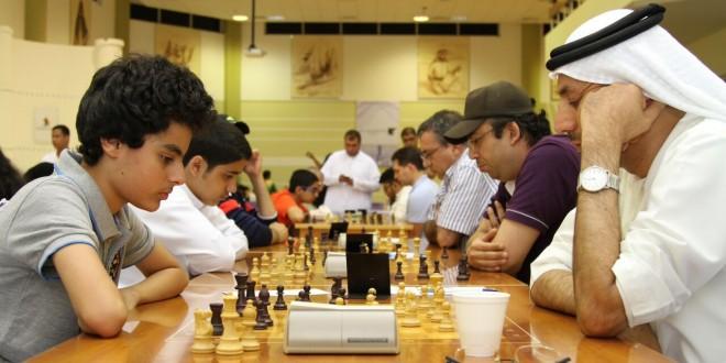 ثمانية لاعبين يتشاركون صدارة الترتيب بختام الجولة الرابعة