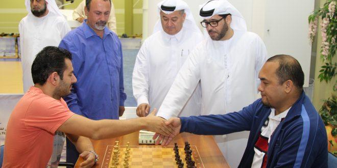 انطلاق بطولة كأس دبي لفرق الشطرنج الخاطف بمشاركة 38 فريقاً