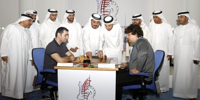 Dubai Open Chess Tournament opens with stunning upsets