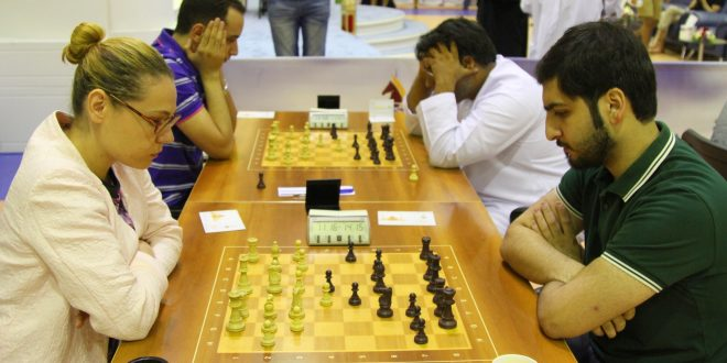 13-year-old Emirati joins grandmasters in the lead at the Allegiance to Zayed Chess Tournament