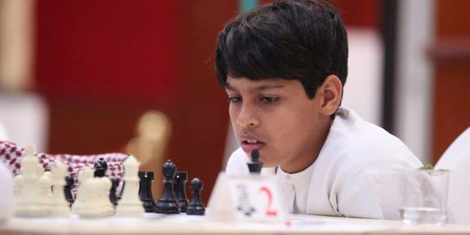 السدراني يزاحم الأساتذة في بطولة «الوفاء لزايد» للشطرنج