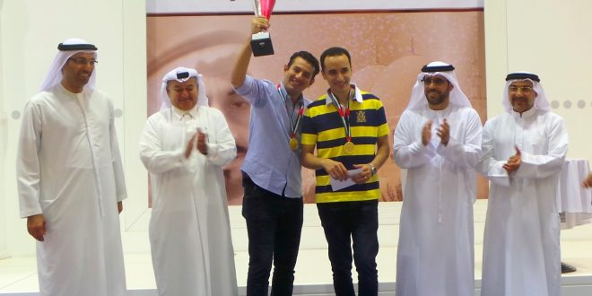 Grandmaster tandem scores rare sweep to dominate Dubai Blitz Team tournament