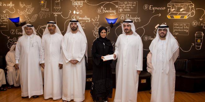 تكريم لاعبي ولاعبات نادي دبي للشطرنج