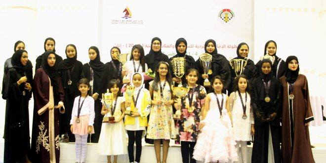 Dubai dominates UAE National Chess Championships
