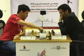 Flores Upsets Ganguly to Win Dubai Open Chess Championship