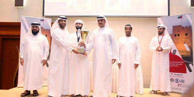 4 ذهبيات وفضيتان وبرونزيتان للاعبي نادي دبي للشطرنج في بطولة الدولة 2018